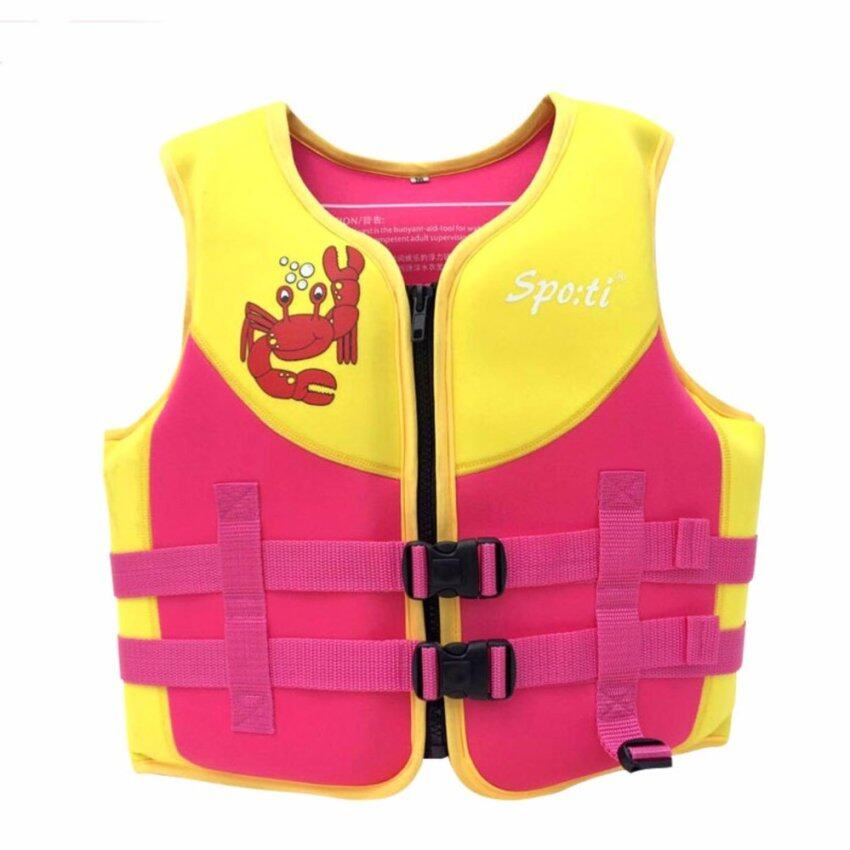 Kids Thermal Swimwear Snorkeling Diving Keep Warm Swimsuits Swimming Suit Wear Play Water Sports Activities Children Life Vest Float Toddler Baby Boy Girl - intl