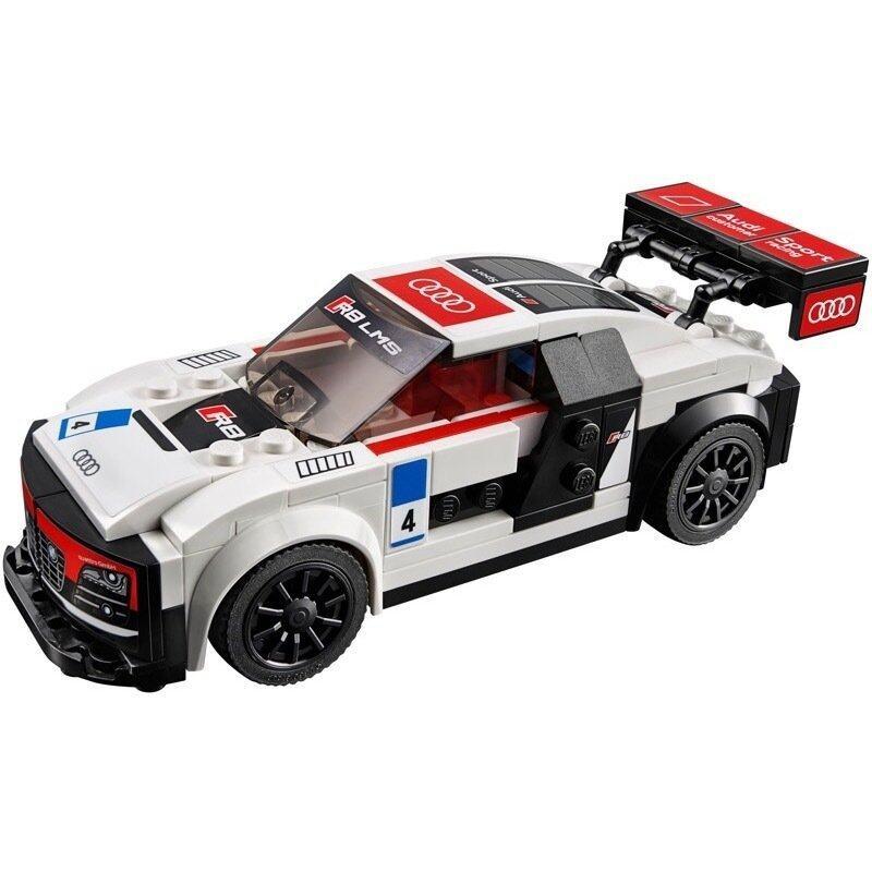 LEGO Speed Champions 75873 Audi R8 Lms Ultra ...