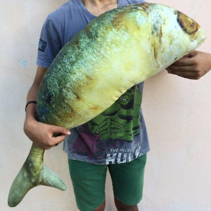Mamidolls ตุ๊กตาหมอนข้างปลาทูนึ่ง Size 35 นิ้ว ...