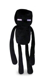 Minecraft 18cm Enderman Plush - Black Enderman