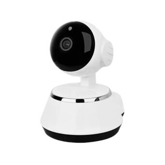 Mini WIFI HD720 3.6mm Lens Baby Monitor For Iphone Android Computer US Plug - intl