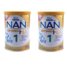 NAN HA1 OPTIPRO แนน เอชเอ 1 ออพติโปร 400 กรัม (2 กระป๋อง) ส่งฟรี