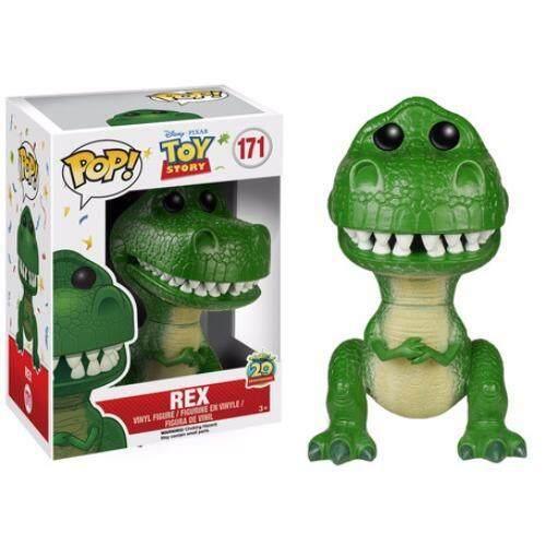 ด่วน POP Disney: Pixar - Toy Story-Rex(Brown) ลดราคา