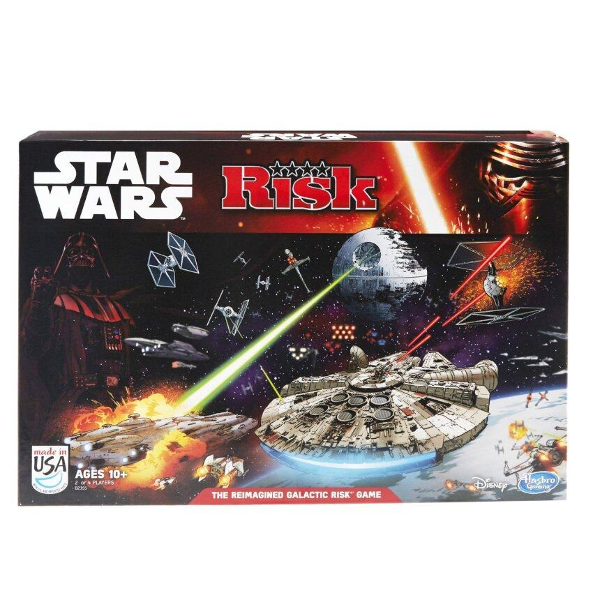 Risk: Star Wars Edition Game - intl