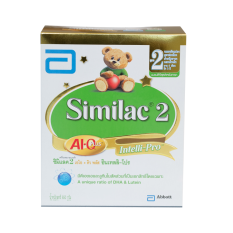 Similac 2 เอไอคิว พลัส อินเทลลิ-โปร 650 กรัม Similac 2 AI Q Plus Intelli-Pro 650g ถูกๆ