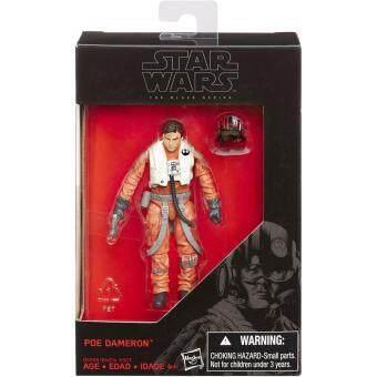 "Star Wars The Black Series 3.75"" Poe Dameron"