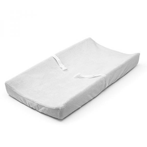 Summer Infant Ultra Plush Changing Pad Cover, White - intl