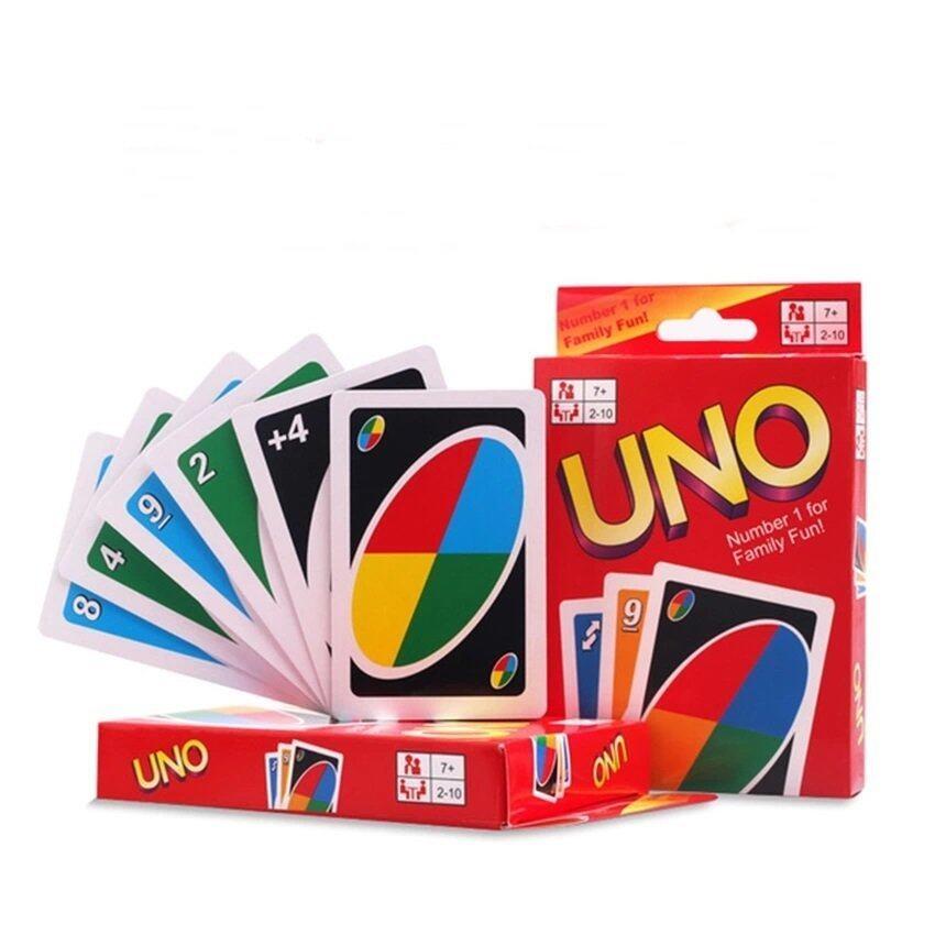 T.P.TOYS เกมการ์ดอูโน่ Uno Card