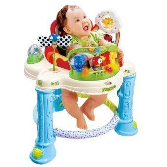 ToyZone Baby Walker with Music โต๊ะกิจกรรม หมุนได้ 360 องศา รุ่น 928581