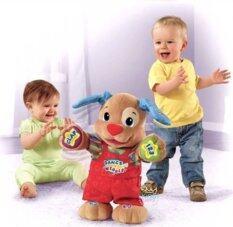 ตุ๊กตาหมาเต้นสอนภาษา Laugh & Learn Dance and Play Puppy