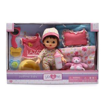 "You and I 10.5"" BED TIME BABY 894818"