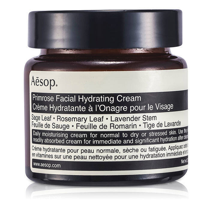 Aesop Primrose Facial Hydrating Cream 60ml - intl