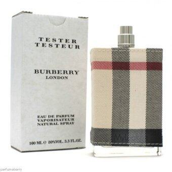 Burberry London for Women EDP 100 ml. (เทสเตอร์)