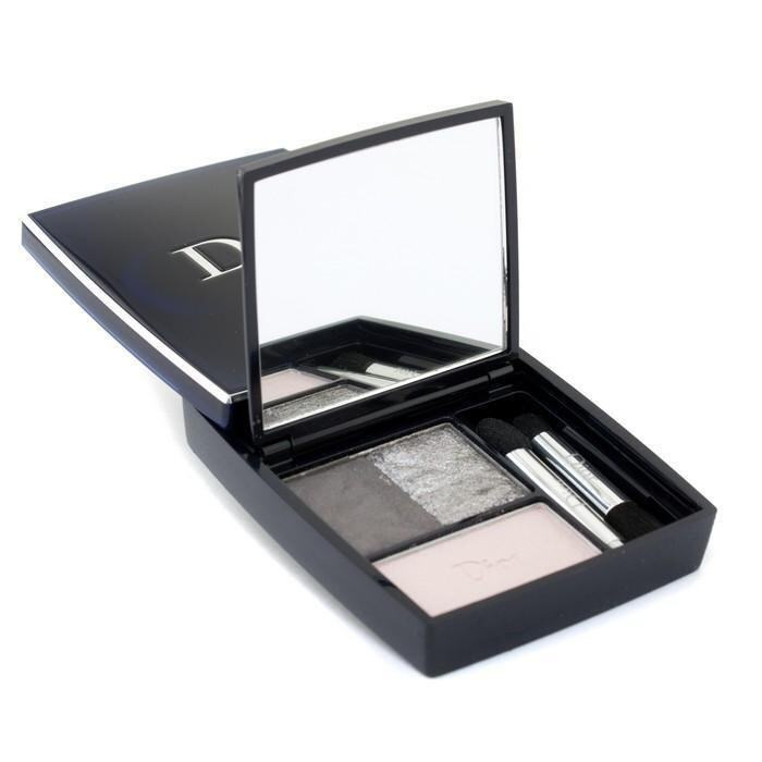 Christian Dior 3 Couleurs Smoky Ready To Wear Eyes Palette - # 051 Smoky Pink 5.5g/0.19o ...