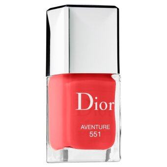 CHRISTIAN DIOR Dior Vernis Gel Shine and Long Wear Nail Lacquer 551 AVENTURE 10ml. (TESTER)