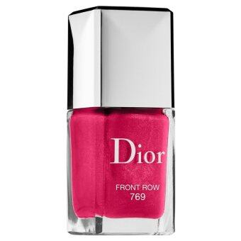 CHRISTIAN DIOR Dior Vernis Gel Shine and Long Wear Nail Lacquer 769 FRONT ROW 10ml. (TESTER)