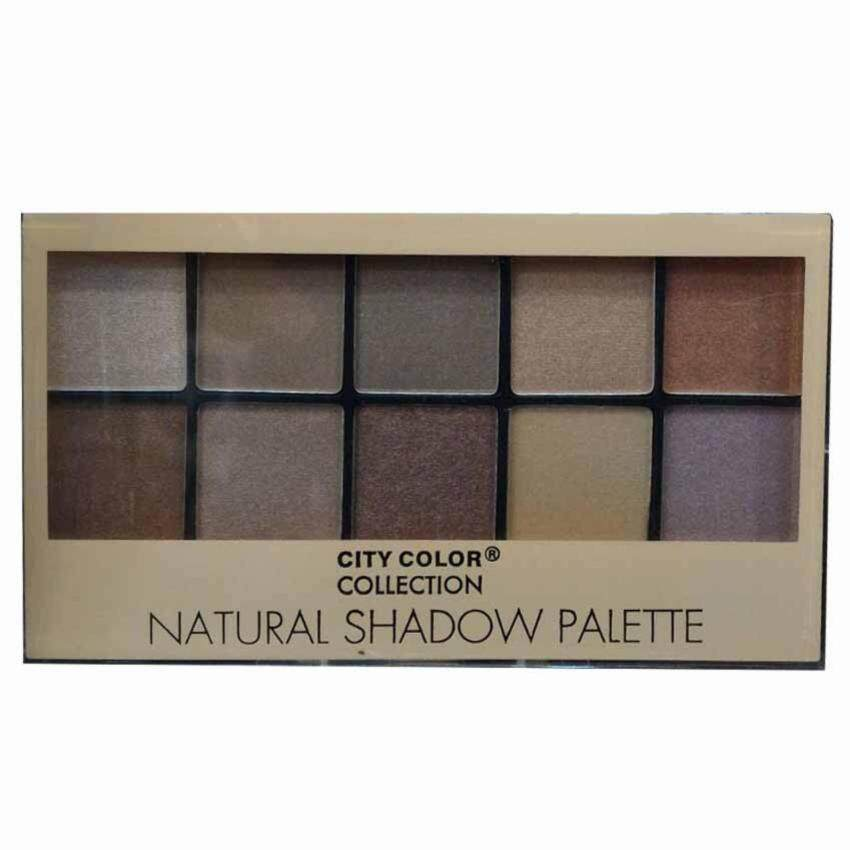 City Color Collection Natural Shadow Palette ...