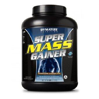 Dymatize Nutrition Super Mass Gainer 6 Lbs Chocolate