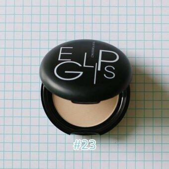 แป้งพัฟ EGLIPS Blur powder pact ขนาด 9กรัม เบอร์23