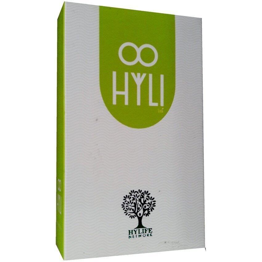 Hyli ไฮลี่ อาหารเสริม ผู้หญิง เพื่อผิวขาว ใส เด้ง เด็ก ชะลอ ริ้วรอย ฟื้นฟูผิว ภายใน กระชับ ไร้กลิ่น ตกขาว