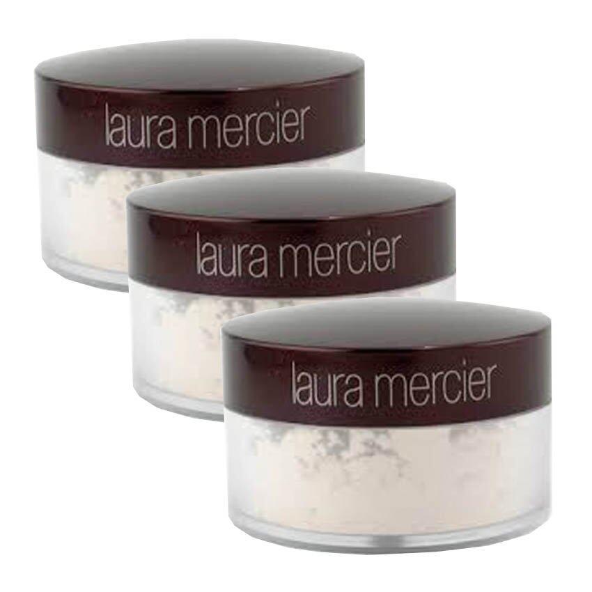 Laura Mercier Loose Setting Powder Translucent แป้ง ลอร่า ทรานลูเซ้น แป้งฝุ่นขายดีอันดับ ...