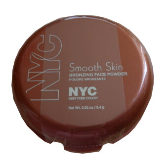 NYC Smooth Skin Bronzing Face Powder 9.4g #720A Sunny