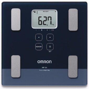 เครื่องชั่งน้ำหนักวัดไขมัน OMRON รุ่น HBF-224