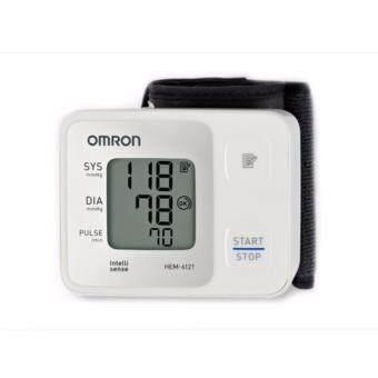 OMRON เครื่องวัดความดันโลหิตแบบดิจิตอล รุ่น HEM-6121