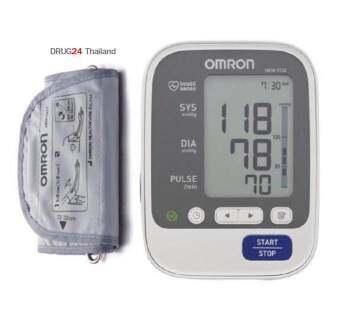 Omron เครื่องวัดความดันโลหิตอัตโนมัติ รุ่น HEM-7130