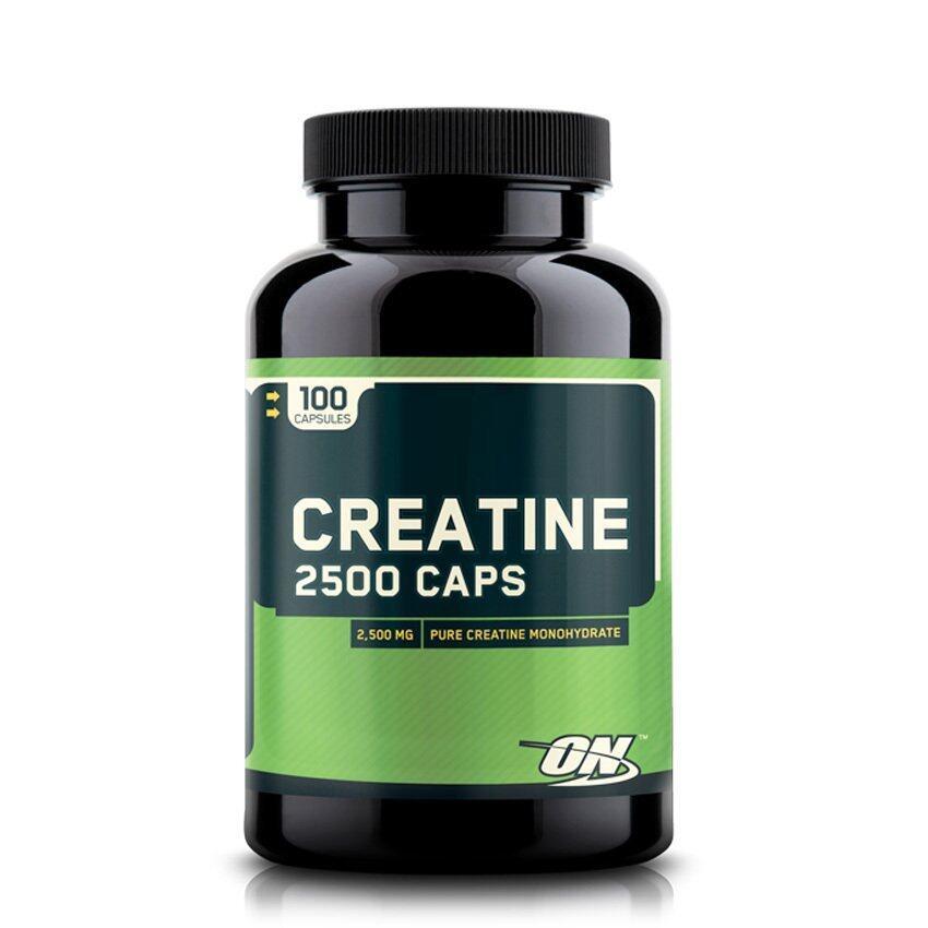 Optimum Creatine 2500 : 100 Capsules ...