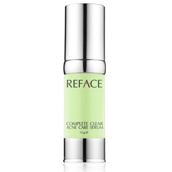REFACE Complete Clear Acne Care Serum เซรั่มหน้าใสสูตรลดสิว 15g.