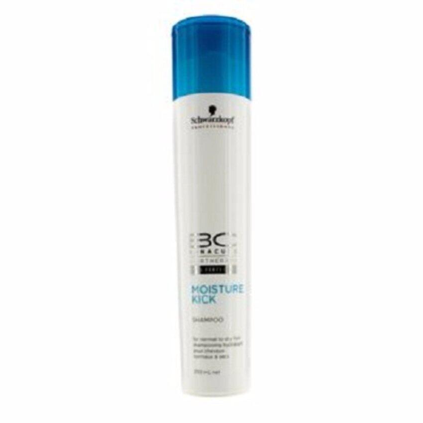 SCHWARZKOPF BC Moisture Kick Moisture Shampoo 250ml/8.4oz ...