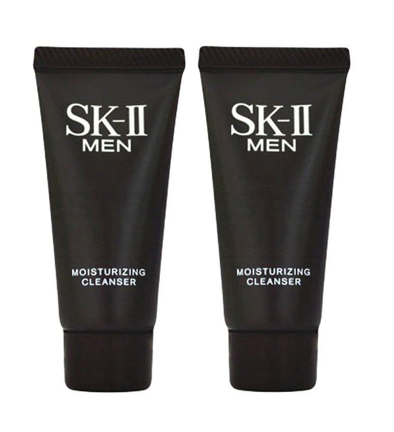 SK-II Men Moisturizing Cleanser 20g. 2 หลอด ...