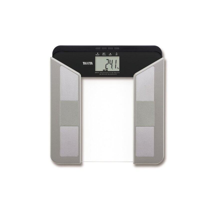 Tanita เครื่องชั่งน้ำหนักวัดเปอร์เซ็นต์ไขมัน UM-075 (สีดำ)
