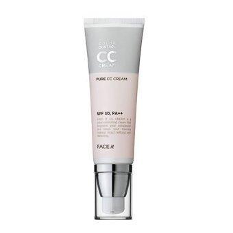The Face Shop Face It Pure CC Cream (02 Natural Beige) 40ml