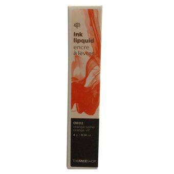 The face shop ink lipquid The face shop ink lipquid #OR02 (1แท่ง)