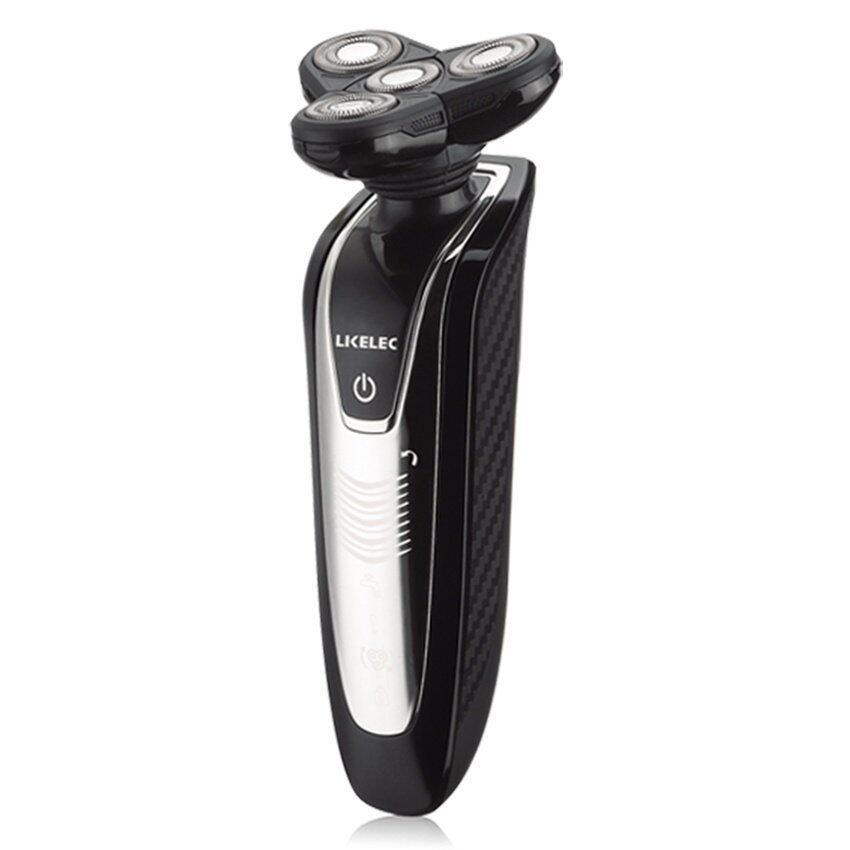 Top Quality Mens Rechargeable Electric Shaver For Men WashableShaving Machine - intl