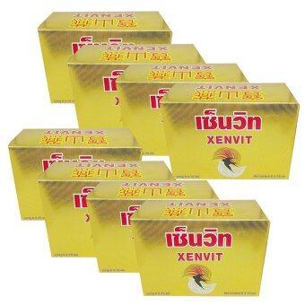 Xenvit รังนกแท้พร้อมดื่ม (กล่อง 6ขวด x 8)