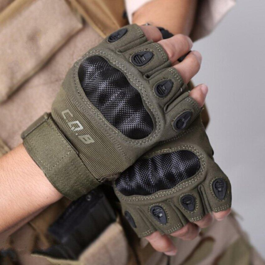 2016 Men/Women Outdoor Hiking Gloves Cycling Gloves Sports Camping Full/Half Finger US A ...