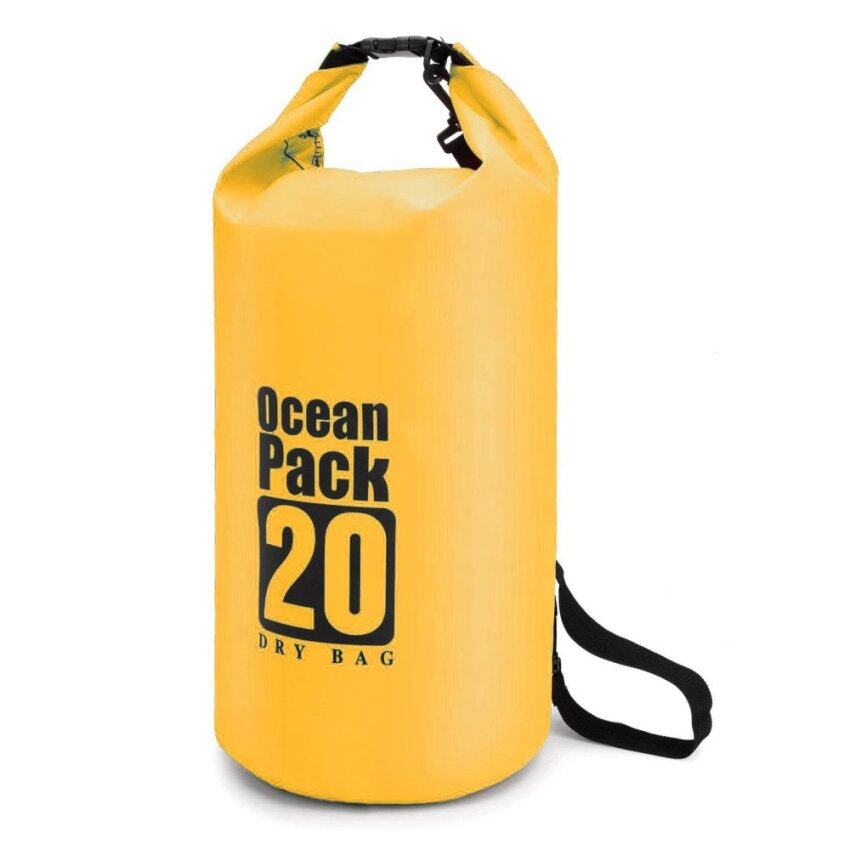 Source · 20L Waterproof Sports Portable Outdoor Dry bag Sack Storage Bag For Traveling Swimming B