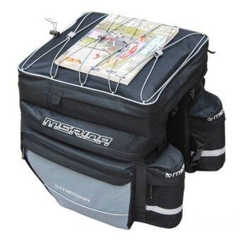 3 In 1 Waterproof Nylon Fabric Bicycle Backpack Mountain Bike Bag - Intl
