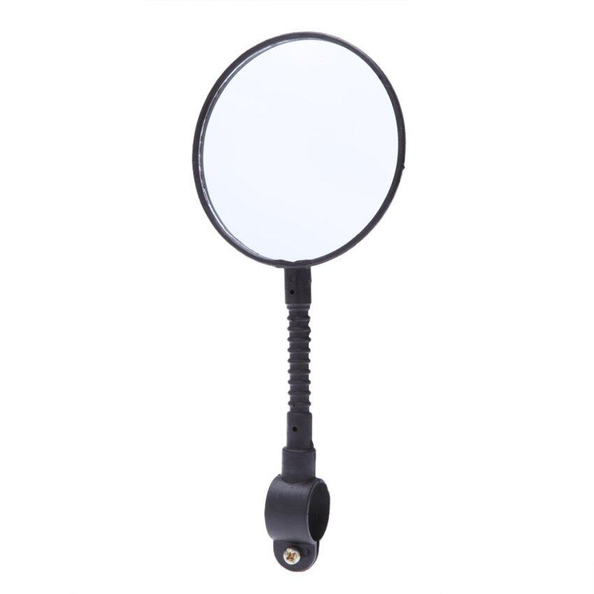 ABS Mountain Road MTB Bike Bicycle Rear View Mirror Reflective Cycling Safety Flat Mirror Shatterproof & High-strength