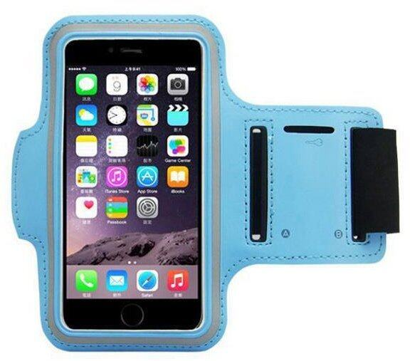Aligoo Boys and Girls Sports Arm Package for Iphone6/6S(4.7) Mobile Phone Arm Bag Band(L ...