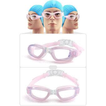 Anti-fog Anti-uv Swimming Goggles Glasses - intl