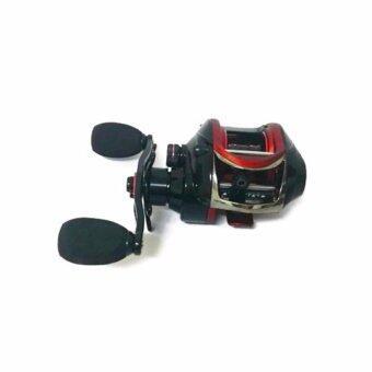 Whale Super light Portable Carbon Fishing Rod+Rocker Reel Fishing Spool Vessel .
