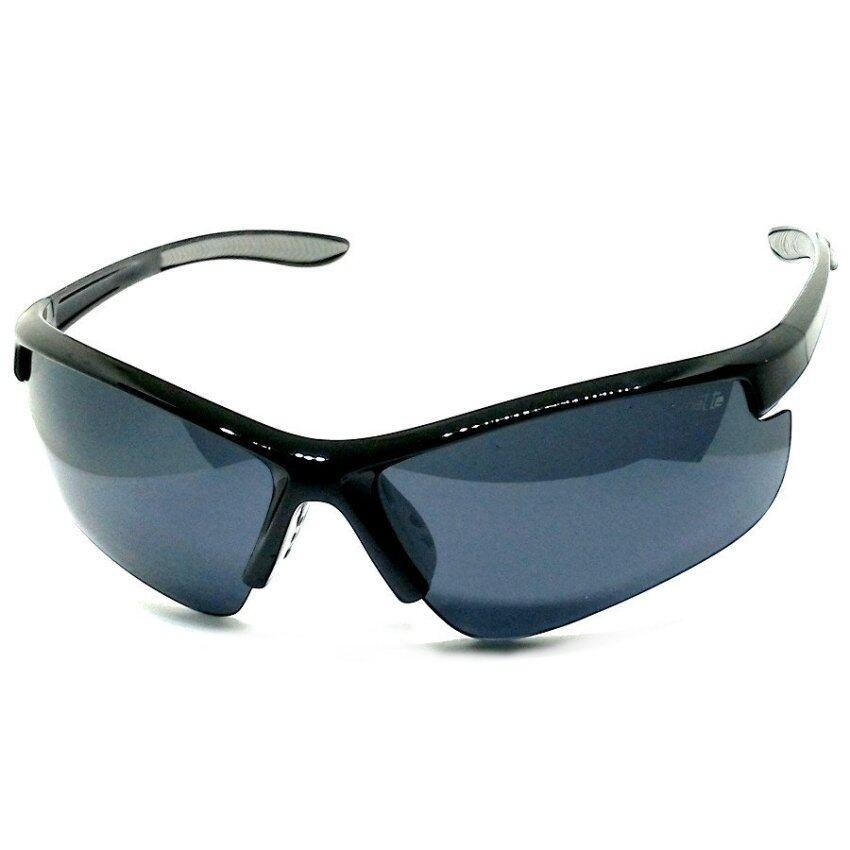 CheappyShop แว่นกันแดด ป้องกัน UV400 สำหรับใส่เล่นกีฬากลางแจ้ง กระเป๋าสีฟ้า ...