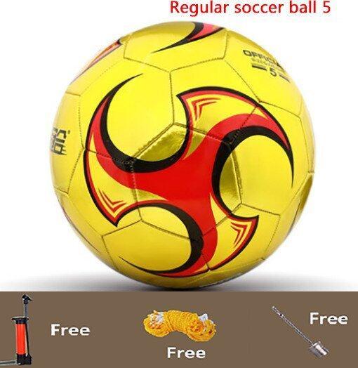 Football Soccer Regular soccer ball 5 Outdoor soccer Training football - Intl