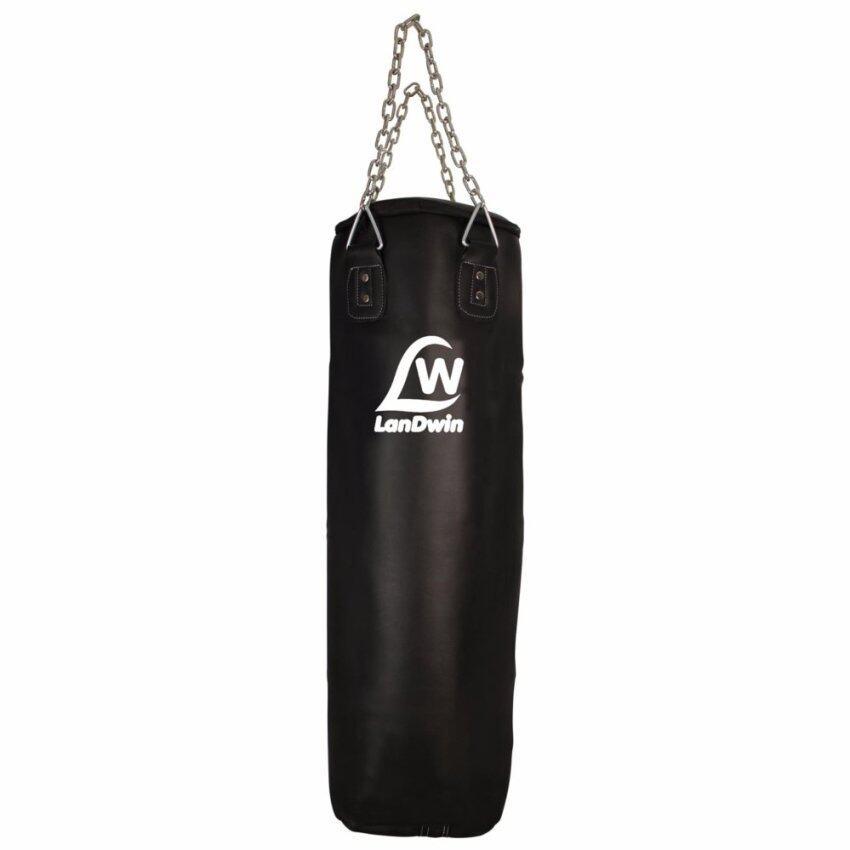 LANDWIN กระสอบ หนัง แลนด์วิน Punching Bag PU 2 Lining 40x100cm. LW897 (มี3สี) ไม่อัดกระสอบ