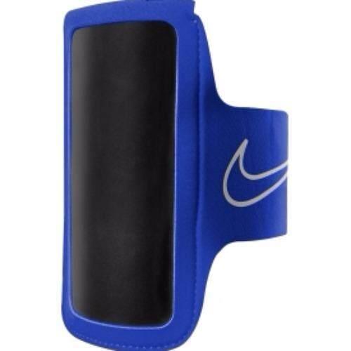 แนะนำ NIKE MEN ที่รัดต้นแขนสำหรับสมาร์ทโฟน รุ่น LIGHTWEIGHT ARM BAND 2.0OSFM - NKNRN43410OS-OSFM (BLUE)(Blue) ลดราคา