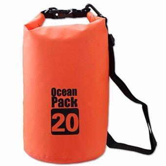 กระเป๋ากันน้ำ Ocean Pack ขนาด 20 ลิตร
